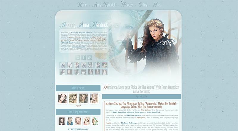 Adoring Anna Kendrick | AnnaKendrick.net