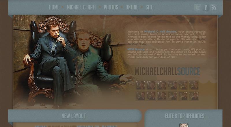 Michael C. Hall Source | MichaelCHall.net
