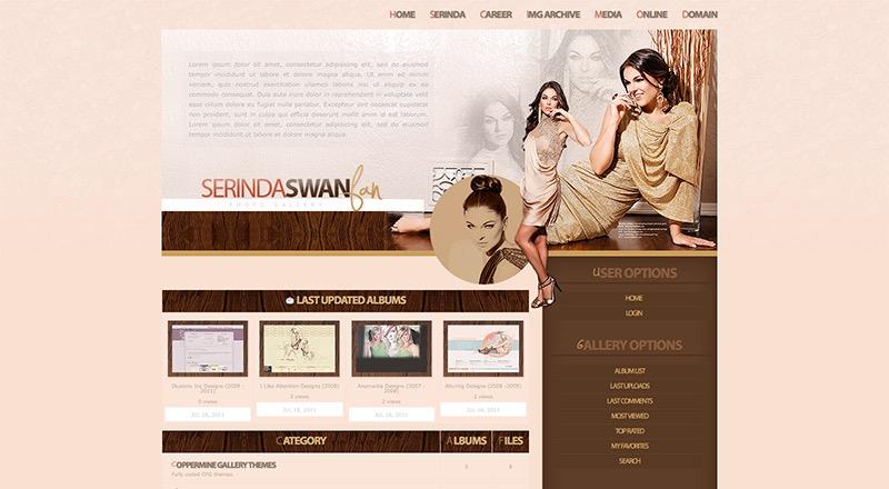 Serinda Swan Fan | Serinda-Swan.org