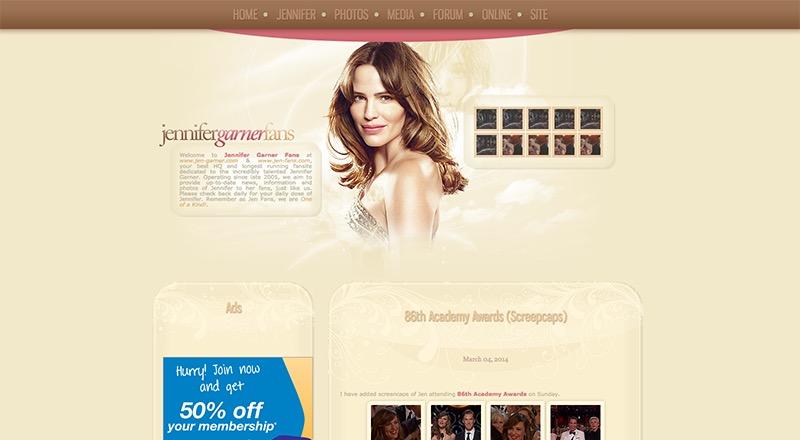 Jennifer Garner Fans | Jen-Garner.com