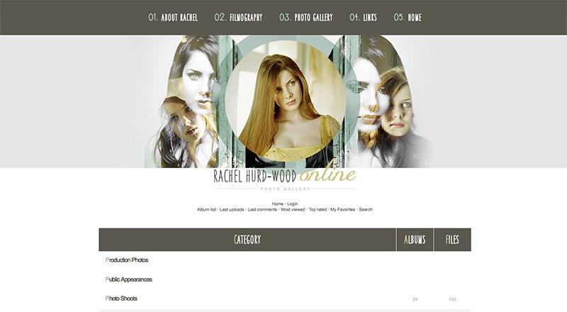 Rachel Hurd Wood Online | RachelHurdWood.net