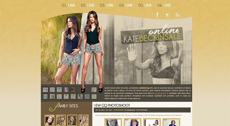 Kate Beckinsale Online | Kate-Bekinsale.com