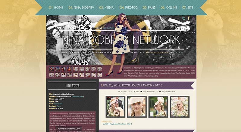 Nina Dobrev Network | Nina Dobrev Network